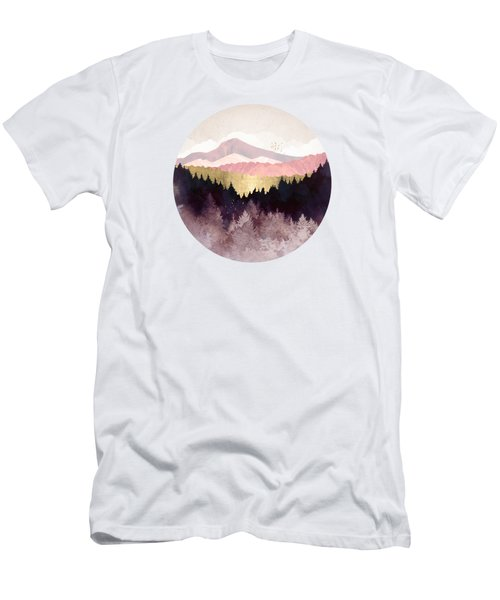 Plum Forest Men's T-Shirt (Athletic Fit)
