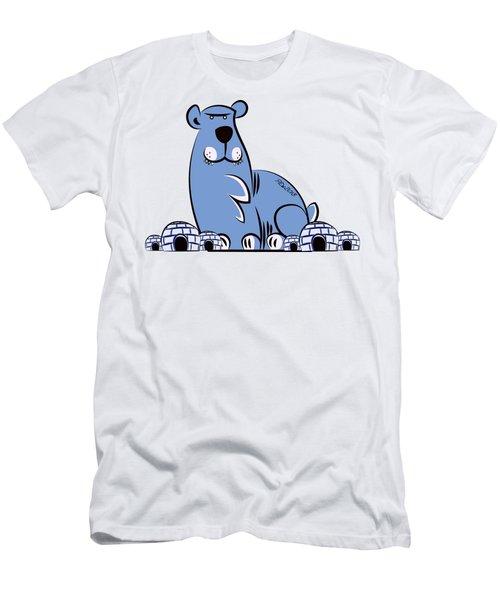 Polar King Men's T-Shirt (Athletic Fit)
