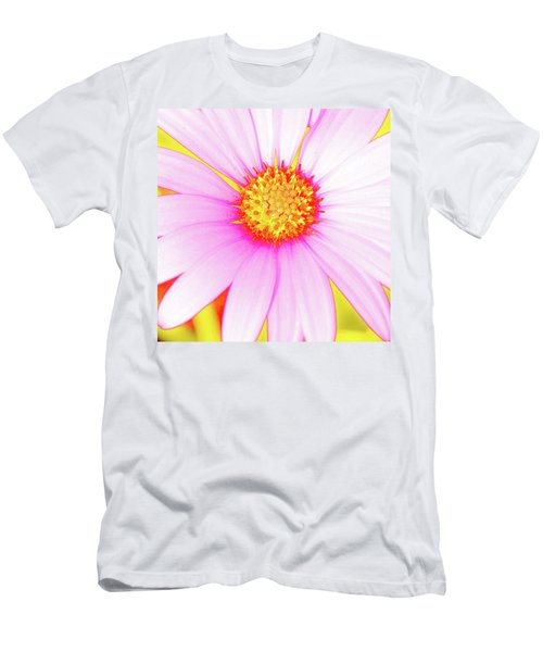 Pop Art Osteospermum 3 Men's T-Shirt (Athletic Fit)