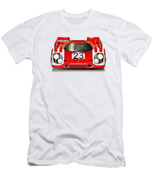 Porsche 917 Le Mans 1970 Winner Men's T-Shirt (Athletic Fit)