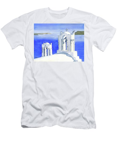 Praise The Lord Men's T-Shirt (Athletic Fit)