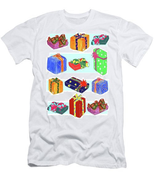 Presents Men's T-Shirt (Athletic Fit)
