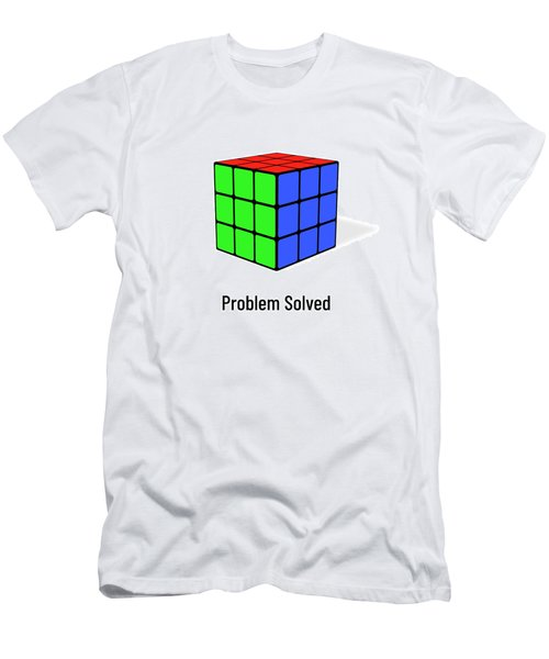Problem Solved Men's T-Shirt (Athletic Fit)