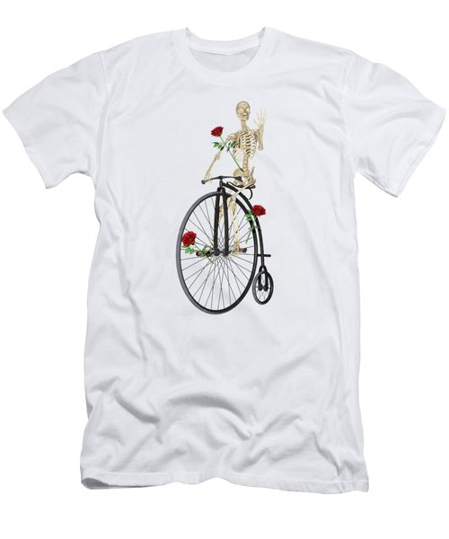 Rambling Rose Stroll Men's T-Shirt (Athletic Fit)