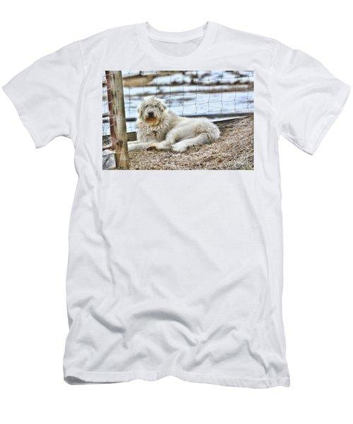 Ranch Hand Men's T-Shirt (Athletic Fit)