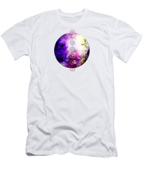 Reach Out To The Stars Men's T-Shirt (Athletic Fit)