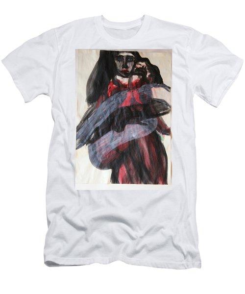 Reborn When Jesus Comes Men's T-Shirt (Athletic Fit)