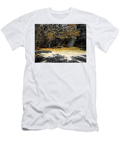 Resting Reflections Men's T-Shirt (Athletic Fit)