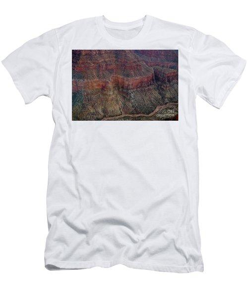 Ridge Lines Men's T-Shirt (Athletic Fit)