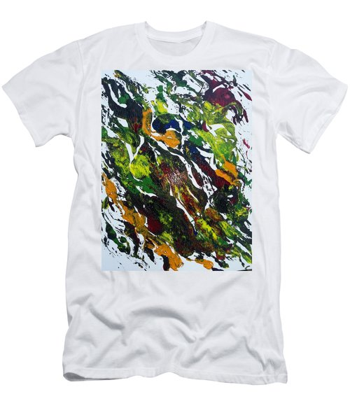 Rivers And Valleys Men's T-Shirt (Athletic Fit)