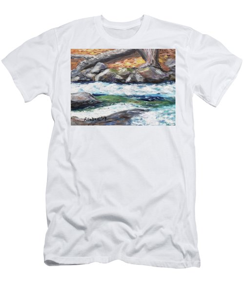 Roaring Brook Men's T-Shirt (Athletic Fit)