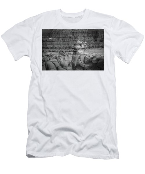 Rocky Desert Formation Men's T-Shirt (Athletic Fit)