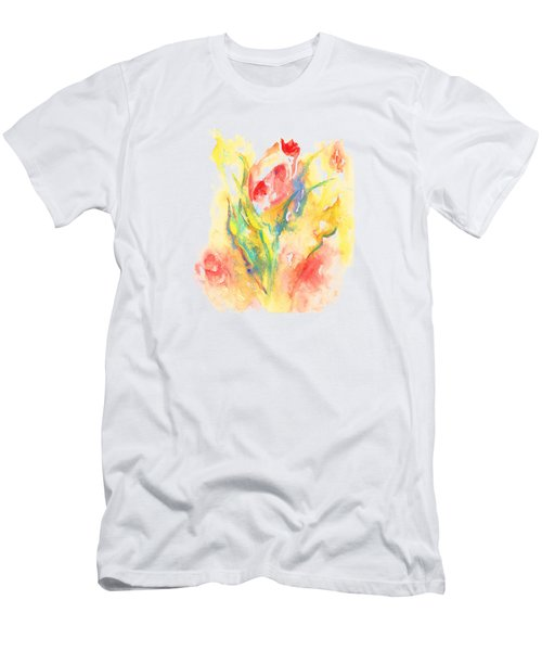 Rose Garden One Men's T-Shirt (Athletic Fit)
