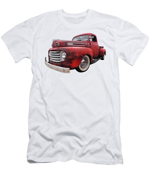 Rusty Jewel - 1948 Ford Men's T-Shirt (Athletic Fit)