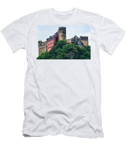 Schonburg Castle Men's T-Shirt (Athletic Fit)