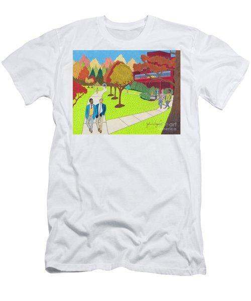 School Ties Men's T-Shirt (Athletic Fit)