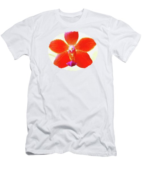 Screenplay Of An Orchid  Men's T-Shirt (Athletic Fit)