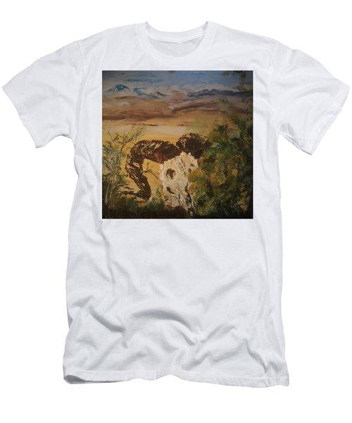 Seasons End       37 Men's T-Shirt (Athletic Fit)