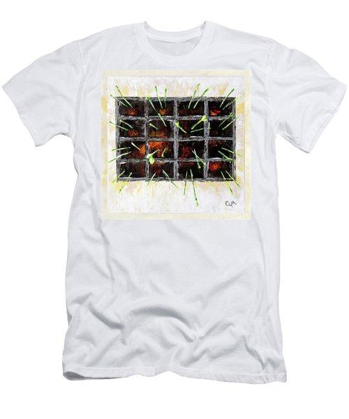 Seedlings Men's T-Shirt (Athletic Fit)