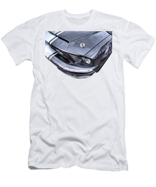 Shelby Super Snake At The Ace Cafe London Men's T-Shirt (Athletic Fit)