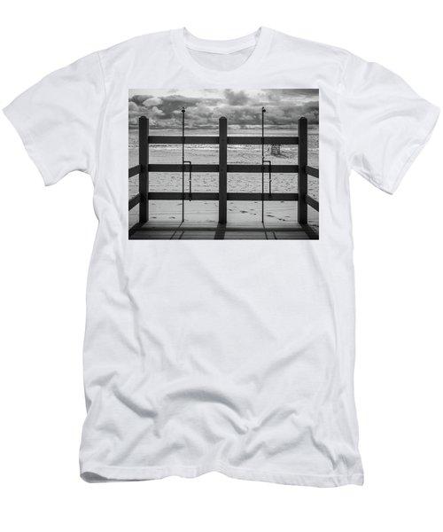 Showers Men's T-Shirt (Athletic Fit)