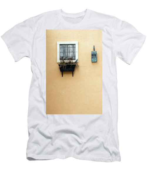 Simplicity Wall Men's T-Shirt (Athletic Fit)