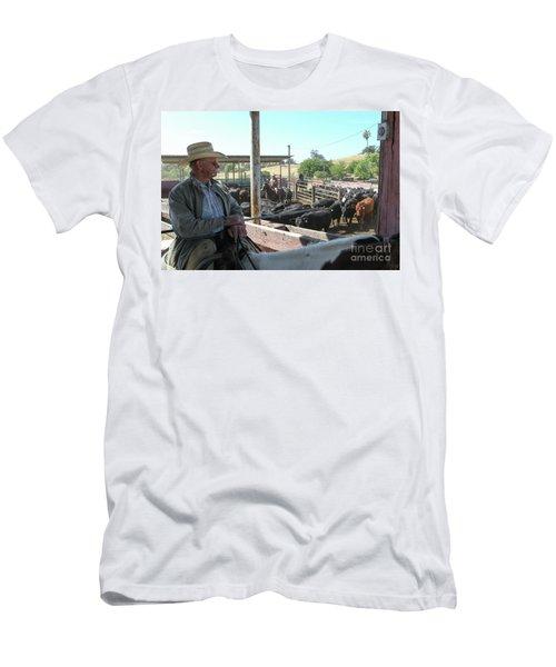 Skip Men's T-Shirt (Athletic Fit)