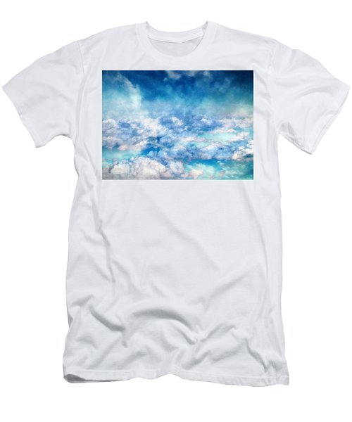 Sky Moods - A View From Above Men's T-Shirt (Athletic Fit)
