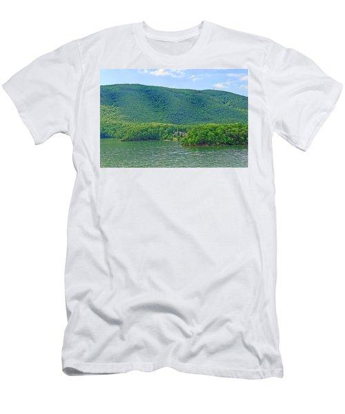 Smith Mountain Lake, Va. Men's T-Shirt (Athletic Fit)