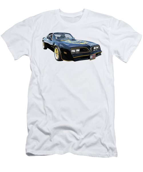 Smokey And The Bandit Trans Am Men's T-Shirt (Athletic Fit)