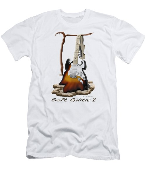 Soft Guitar 2 Men's T-Shirt (Athletic Fit)