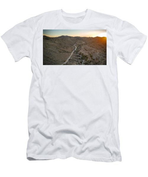 South Mountain Canyon Men's T-Shirt (Athletic Fit)