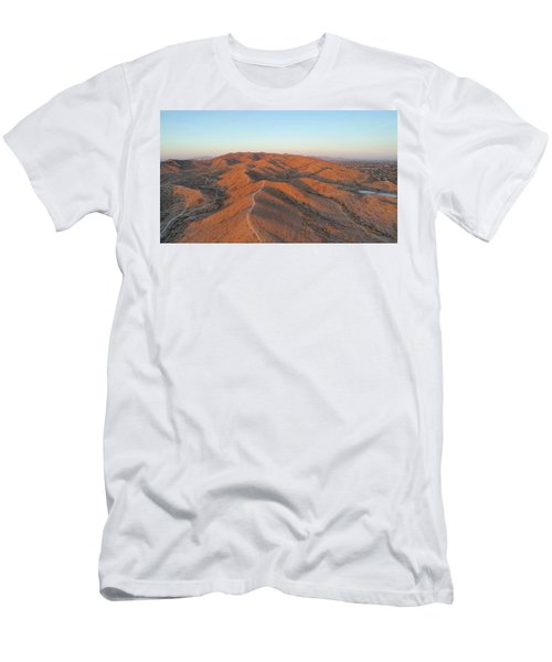 South Mountain Sunrise Men's T-Shirt (Athletic Fit)