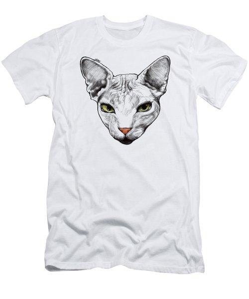 Sphynx Men's T-Shirt (Athletic Fit)