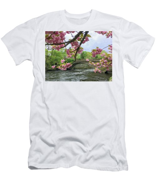Spring Time In Windham  Men's T-Shirt (Athletic Fit)