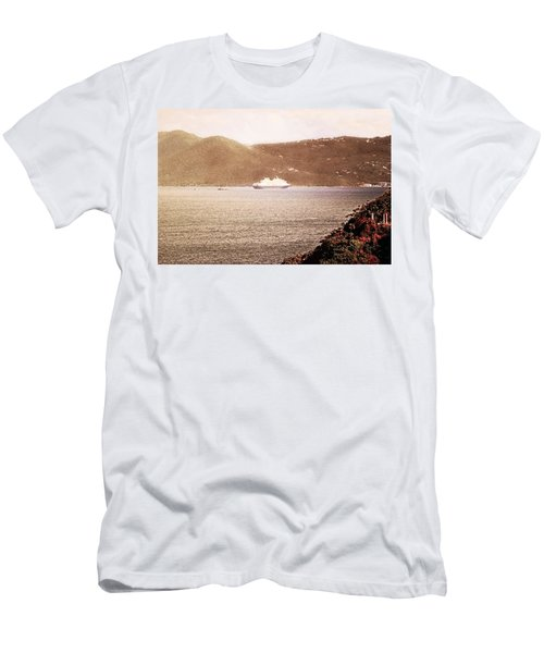St. John Anchorage Men's T-Shirt (Athletic Fit)
