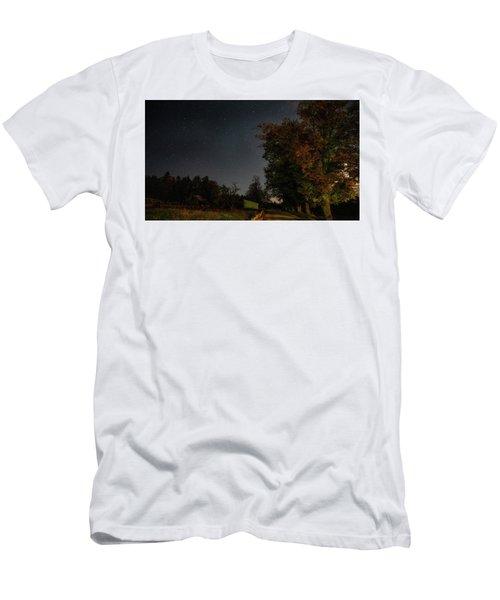 Star Light Star Bright Men's T-Shirt (Athletic Fit)