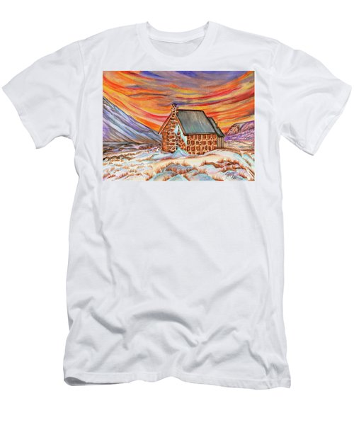 Stone Refuge Men's T-Shirt (Athletic Fit)