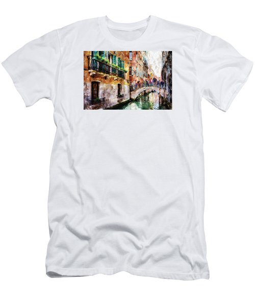 Stories In The Air Men's T-Shirt (Athletic Fit)