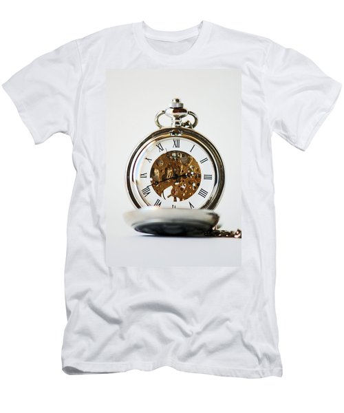 Studio. Pocketwatch. Men's T-Shirt (Athletic Fit)