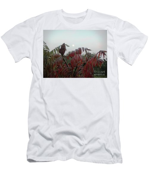 Men's T-Shirt (Athletic Fit) featuring the photograph Summer's End by Rosanne Licciardi
