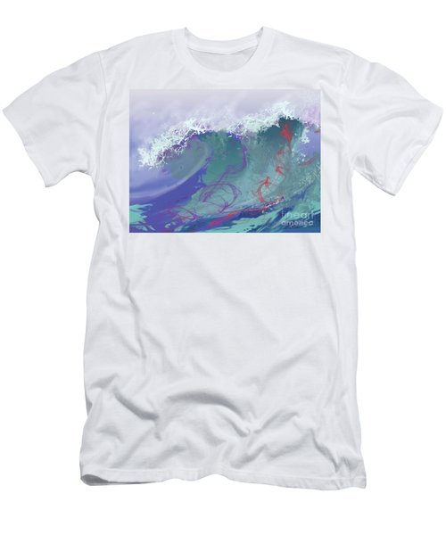 Surf's Up Men's T-Shirt (Athletic Fit)