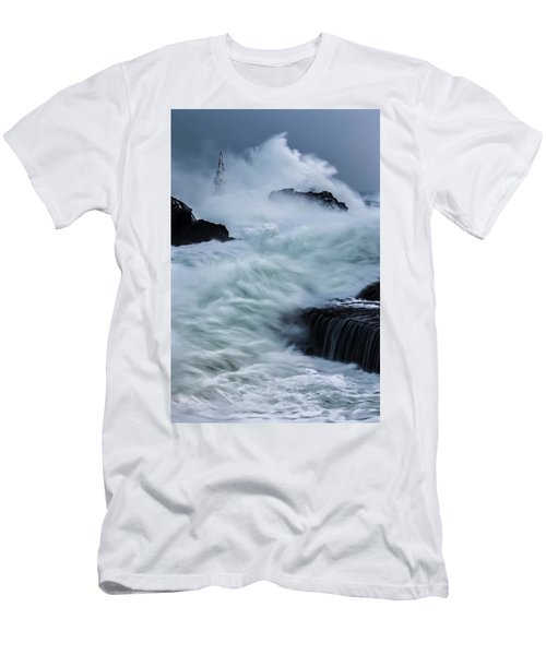 Swallowed By The Sea Men's T-Shirt (Athletic Fit)