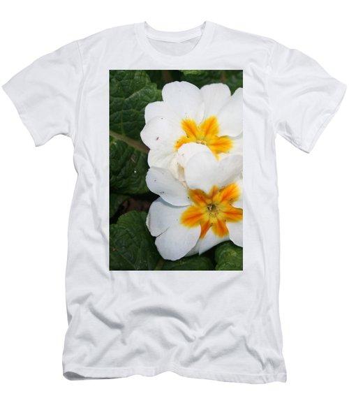 Sweet Primrose Men's T-Shirt (Athletic Fit)