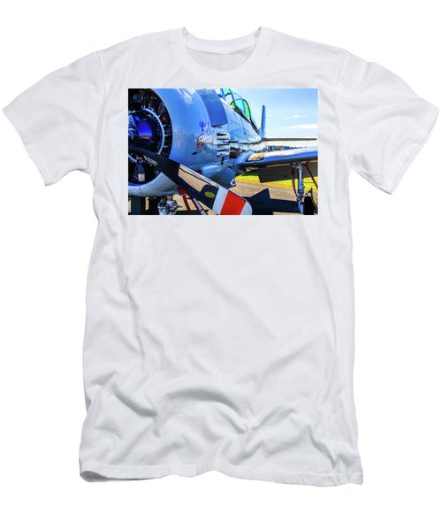 T-28b Trojan Banshee  Men's T-Shirt (Athletic Fit)