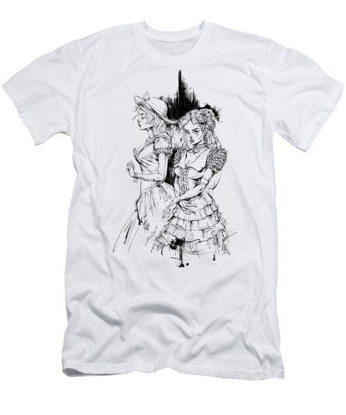 Tadeus Nymphology Men's T-Shirt (Athletic Fit)