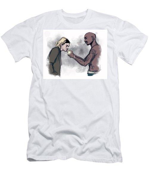 Teenage Angst Men's T-Shirt (Athletic Fit)