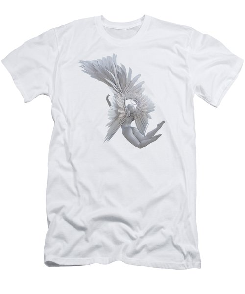 The Angelic Gift Men's T-Shirt (Athletic Fit)