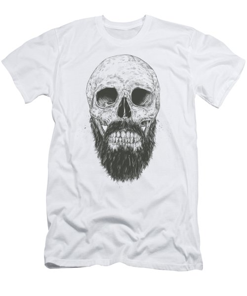 The Beard Is Not Dead Men's T-Shirt (Athletic Fit)