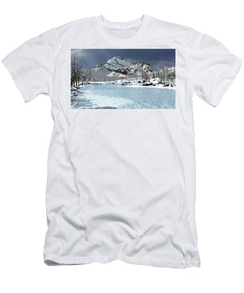The Courtship Of Ice Men's T-Shirt (Athletic Fit)